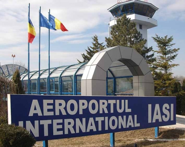 Aeroportul International Iasi