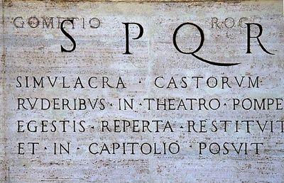 Limba latina romani
