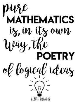 Matematica citat